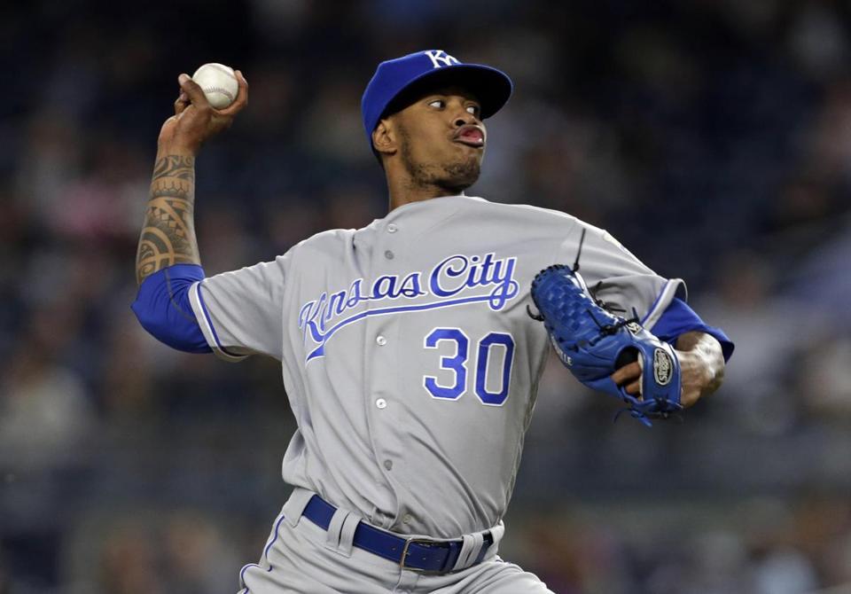 Yordano Ventura's life was cut short by a motor vehicle accident in the Dominican Republic.