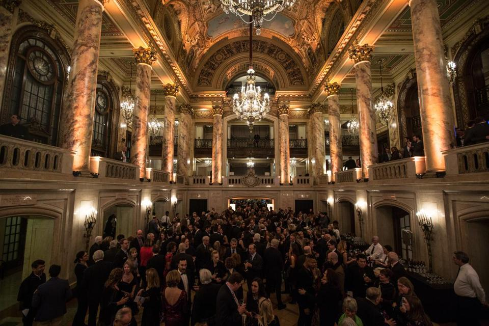 Boston has both large spaces, like the Boch Center's Wang Theatre (above), that are at times underused, and a lack of small affordable venues for nonprofit performing arts groups.