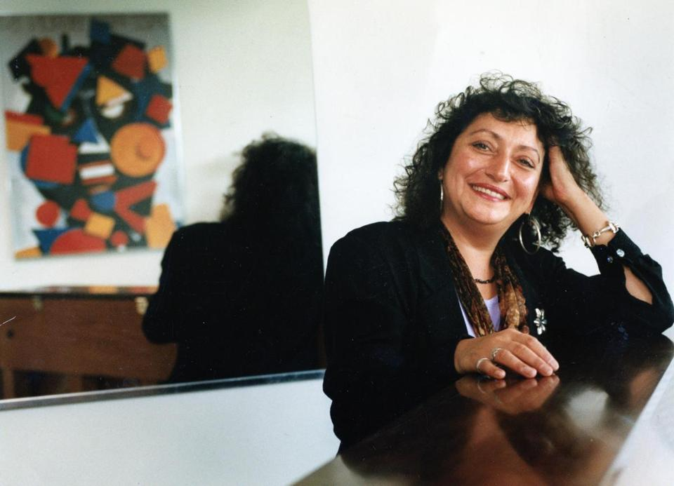 Ms. Bermejo, a Buenos Aires native, taught for more than 32 years at Berklee College of Music.