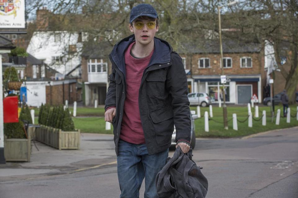 "Alex Lawther in the Netflix original series ""Black Mirror.""t"