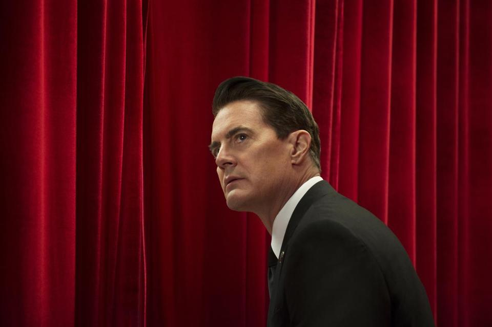 "Kyle MacLachlan returns — some 26 years later — for the third season of ""Twin Peaks."""