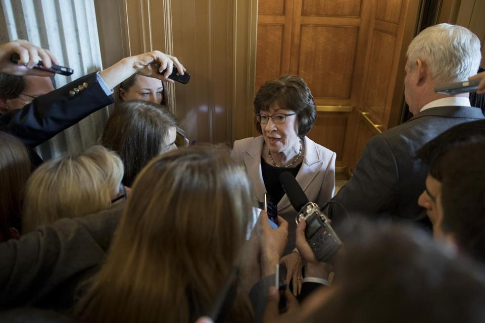 Senator Susan Collins, a Maine Republican, has become a pivotal player amid the chaos of the Trump administration.