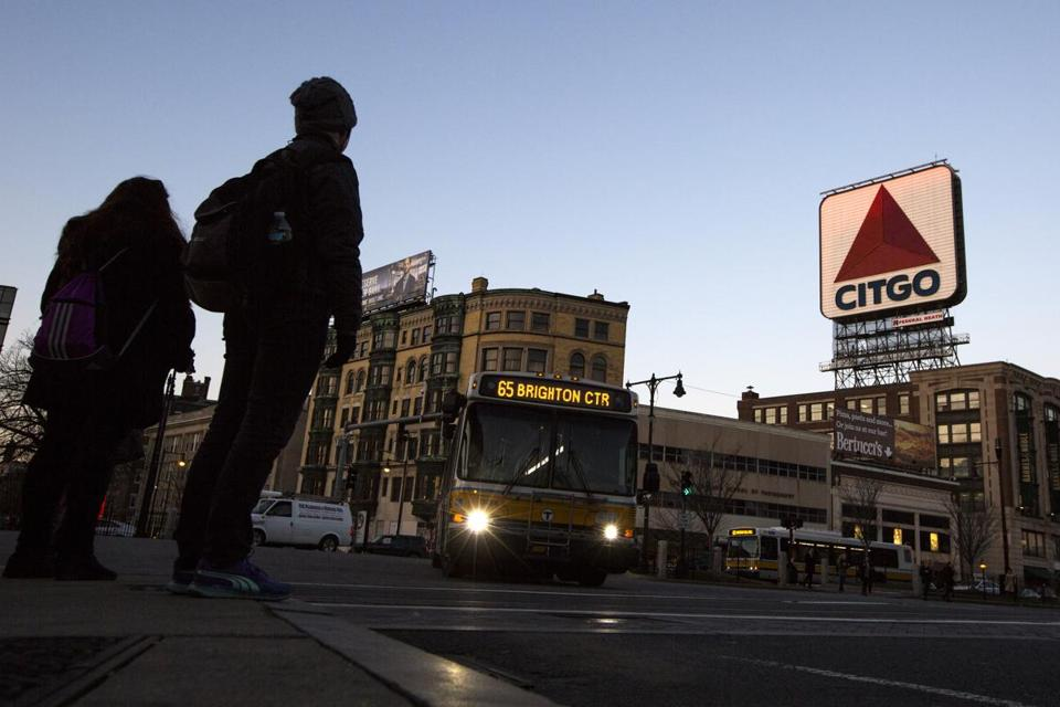 Boston's development boom may finally be reaching Kenmore Square.