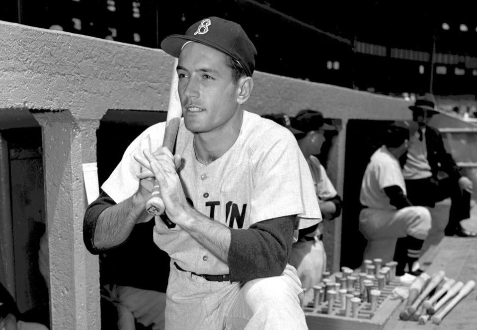 In a 17-year major league career, Jimmy Piersall played for the Indians, Senators, Mets, and Angels in addition to the Red Sox.