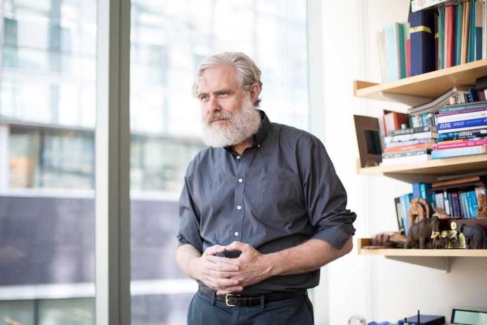 Harvard's George Church finds inspiration in the many websites that list accomplished people who have had dyslexia, ADHD, OCD, and other forms of neurodiversity.