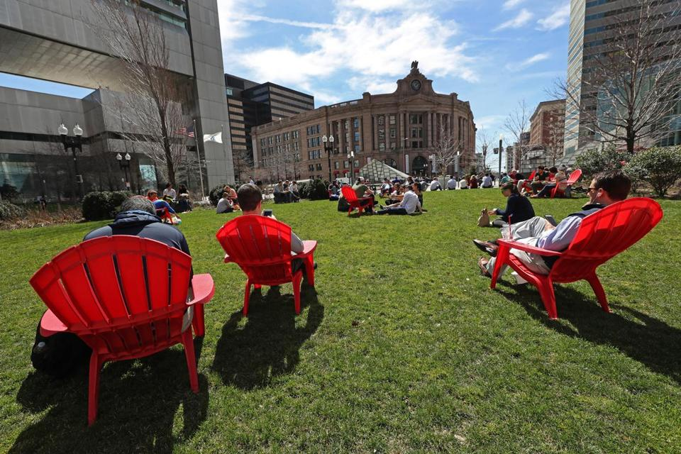 Civic leaders have been searching for a way to pay for upkeep of the 17-acre Rose Fitzgerald Kennedy Greenway as the state begins to reduce its funding.