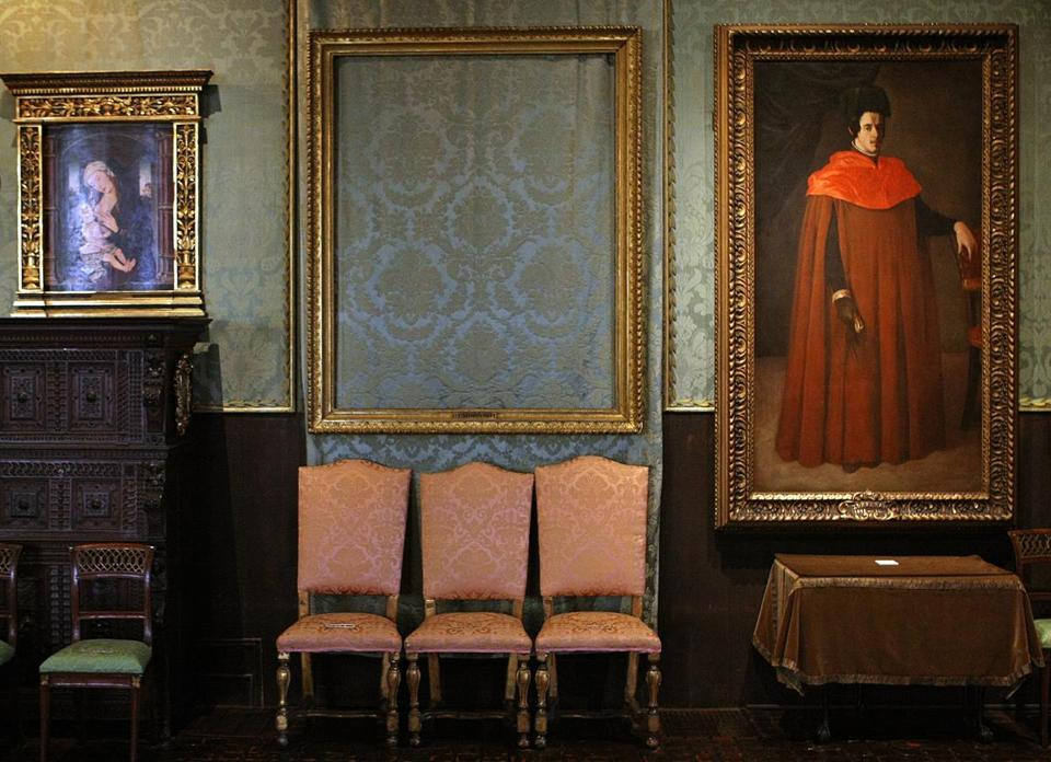 Despite an exhaustive internal search, the FBI has been unable to find the missing evidence in the Isabella Stewart Gardner Museum art heist.