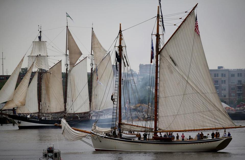 Sail Boston 2017