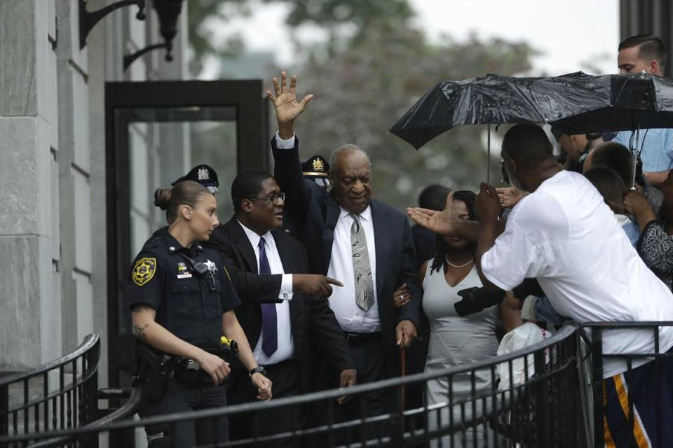 Bill Cosby's trial on sexual assault charges ended without a verdict Saturday after jurors failed to reach a unanimous decision in a case.