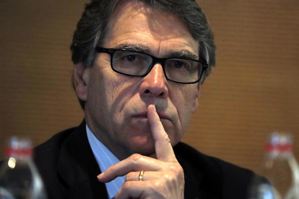 Energy Secretary Rick Perry's view on carbon emissions is contrary to mainstream climate science, including analyses by NASA and the National Oceanic and Atmospheric Administration.
