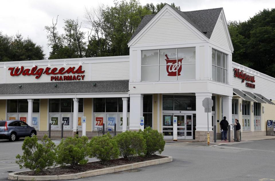 Instead of merging with Rite Aid, Walgreens will buy 2,186 of its stores.