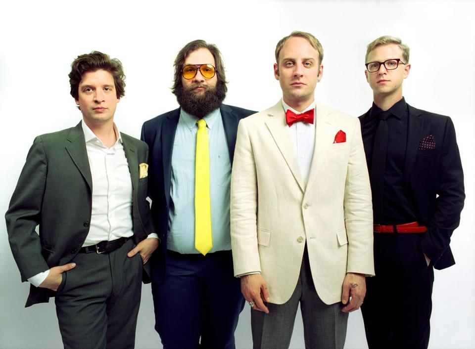 Deer Tick will perform at the Sinclair on New Year's Eve.