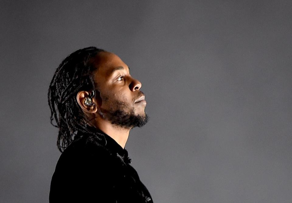 Kendrick Lamar (pictured in April at Coachella in Indio, Calif.) plays TD Garden July 22.