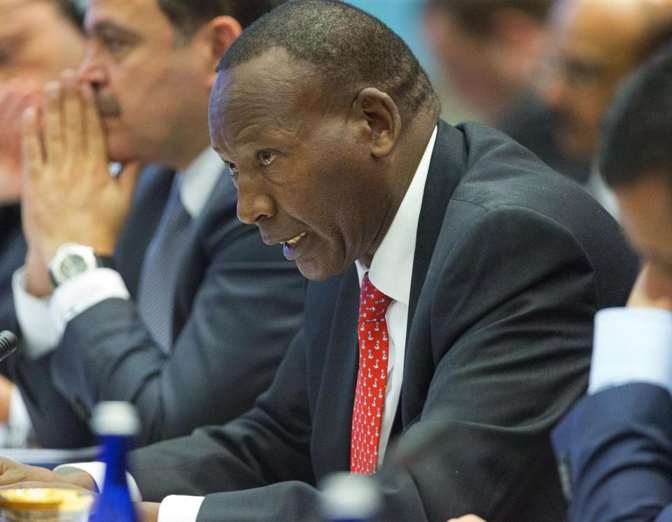 ''General Nkaissery saw the protection of Kenya as his duty in life,'' opposition leader Raila Odinga said.