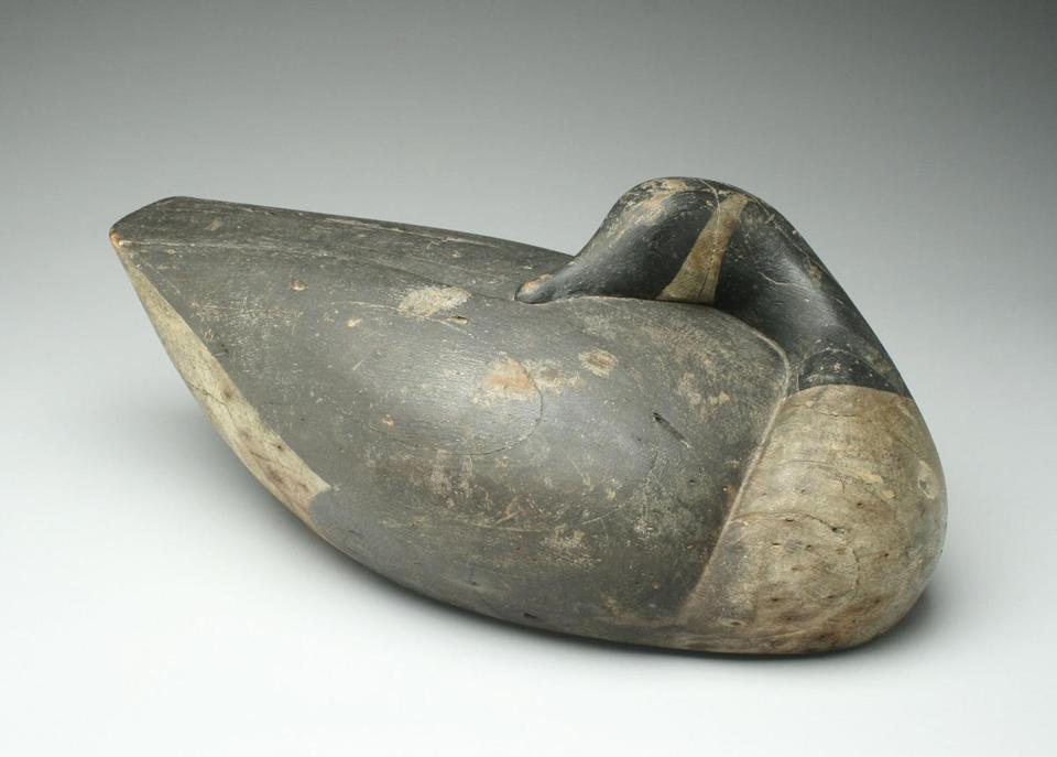 The decoy, which was created by Newburyport cabinetmaker Charles Safford s estimated to be worth $400,000 to $600,000.