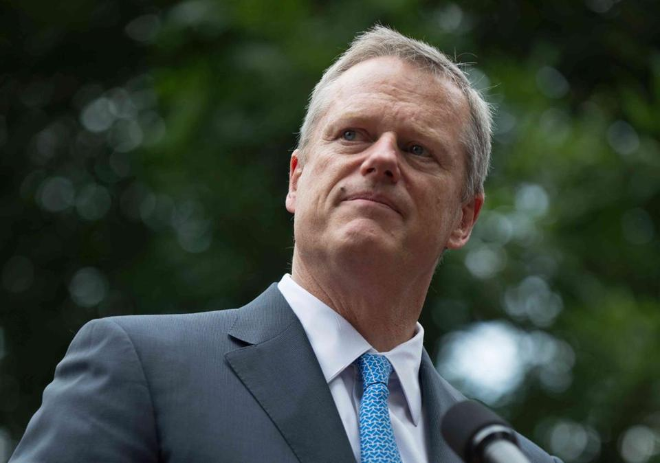 Governor Charlie Baker has instructed state department heads to investigate the potential air quality, public safety, and other implications of a proposed natural gas facility on the Weymouth-Quincy border.
