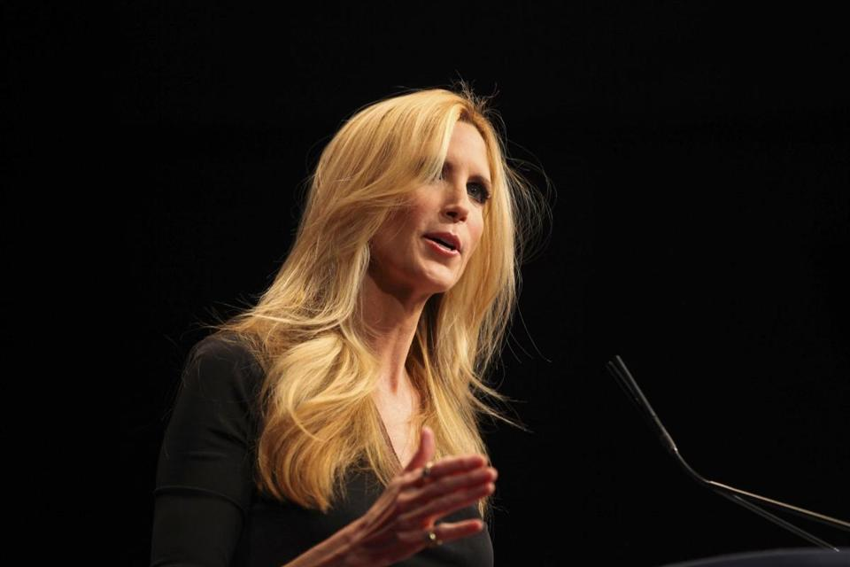 Ann Coulter in 2012.