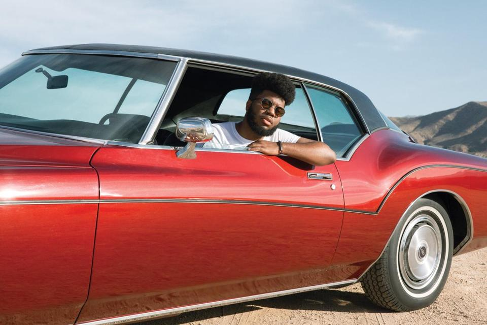 Khalid performs Aug. 6 at the House of Blues.