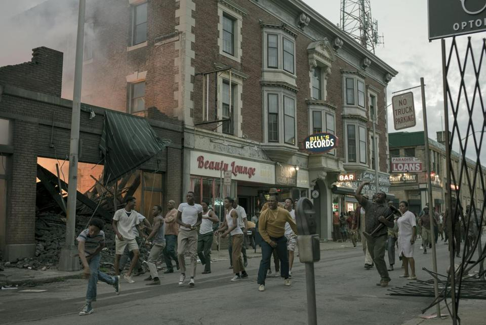 "A scene from ""Detroit.''"