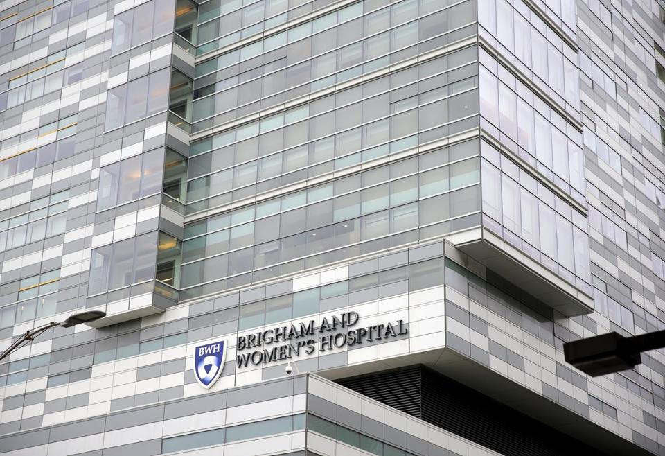 Brigham and Women's Hospital officials previously said that they were offering voluntary retirement to 1,600 employees.