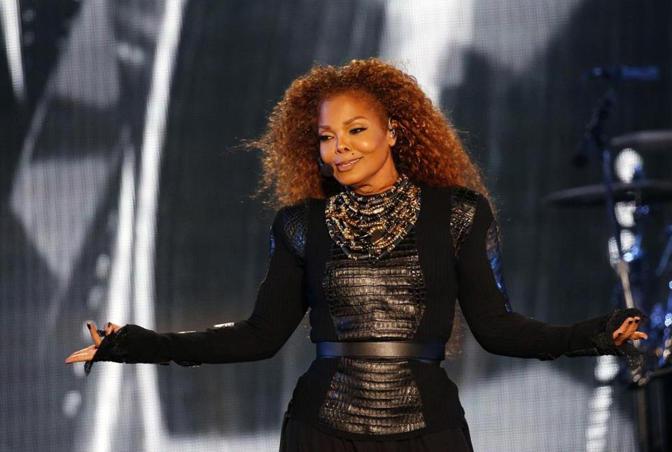 Janet Jackson was the only one punished for the wardrobe malfunction.