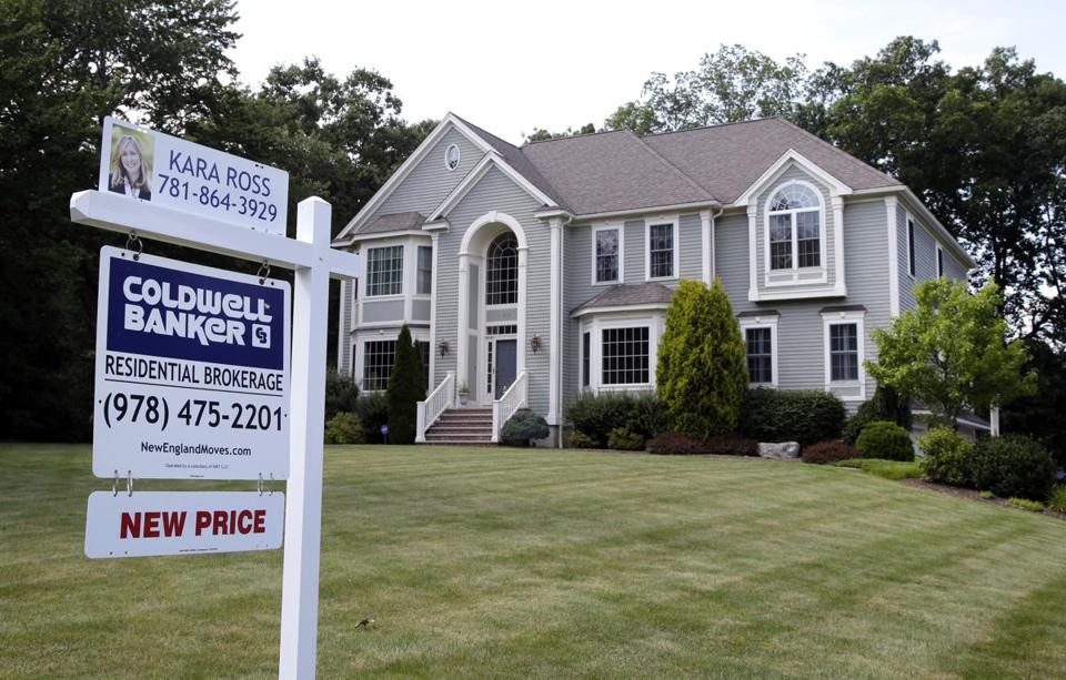 A house in North Andover was shown for sale in July. A provision of President Trump's tax reform plan could include elminating home mortgage interest deductions.