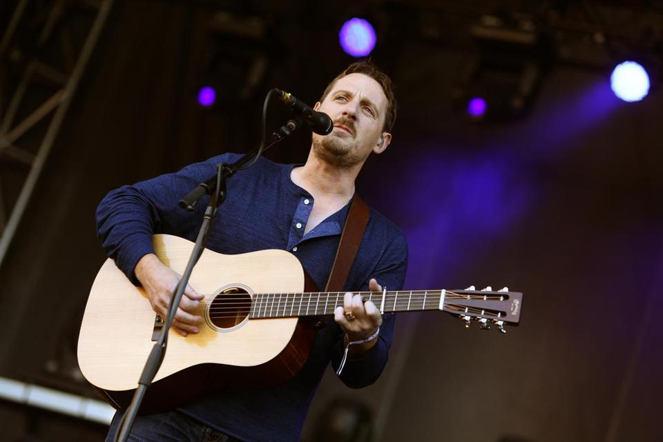Sturgill Simpson (pictured at Boston Calling in 2015) performs at Blue Hills Bank Pavilion Sept. 16.