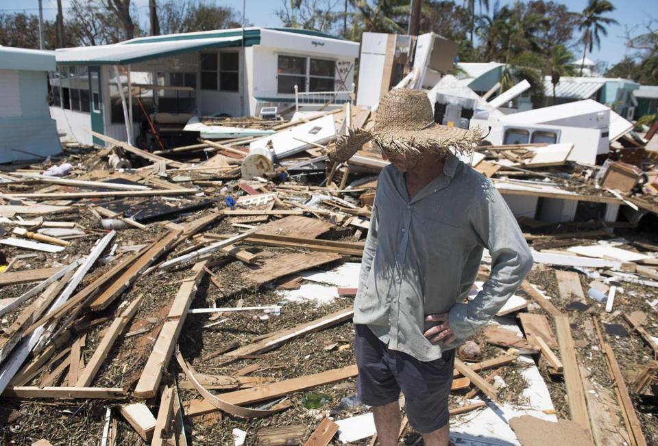 Impact of Hurricane Irma