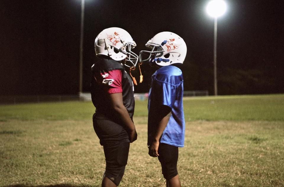 BU study raises more questions about youth tackle football