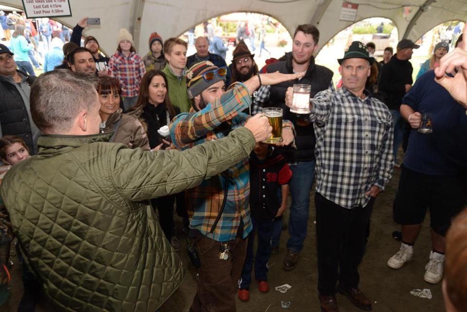 Mount Snow celebrates its 20th annual Oktoberfest on Oct. 7 and 8.