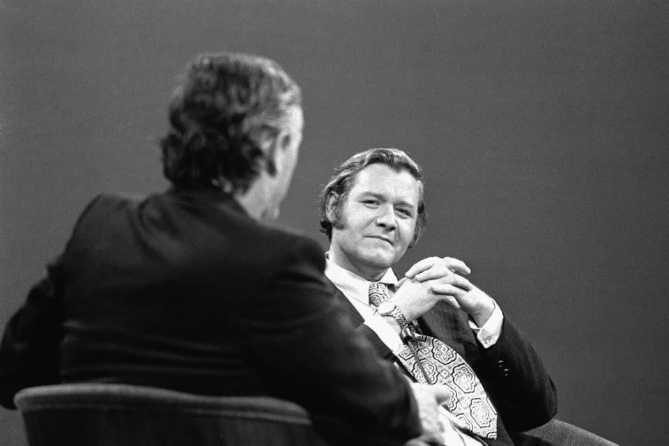 Mr. Smith appeared on a television show with columnist William F. Buckley Jr. in New York in 1971.