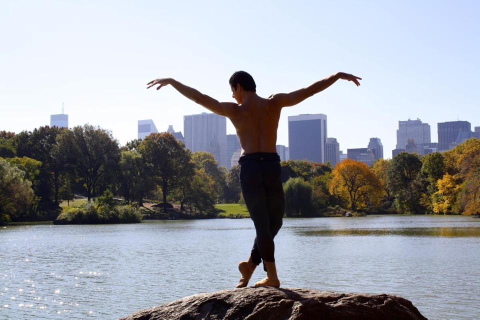"""Anatomy of a Male Ballet Dancer"" will screen during the GlobeDocs Film Festival."