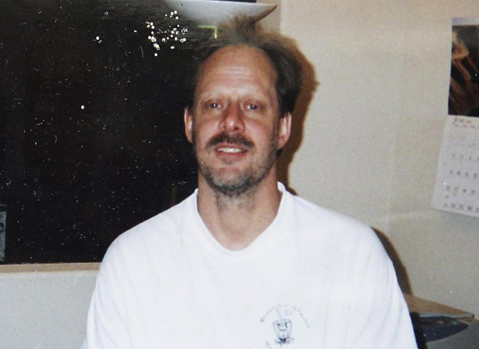 FILE - This undated photo provided by Eric Paddock shows his brother, Las Vegas gunman Stephen Paddock. On Sunday, Oct. 1, 2017, Stephen Paddock opened fire on the Route 91 Harvest Festival killing dozens and wounding hundreds. The question has been raised as critics suggested that the conversation around our nation's tragedies is often framed in divisive, racial code words. If whites are blamed, they say, it is as individuals; for minorities, it is suggested that their crimes are part of a larger narrative. (Courtesy of Eric Paddock via AP)