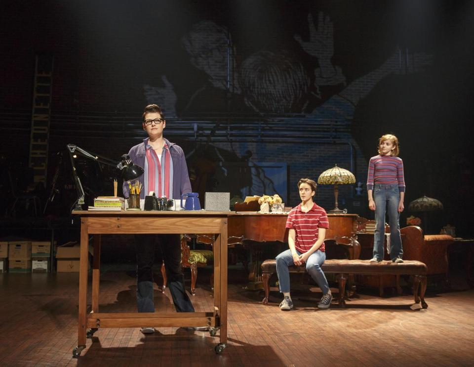 "The Tony Award-winning musical ""Fun Home"" is based on a graphic memoir by Alison Bechdel."