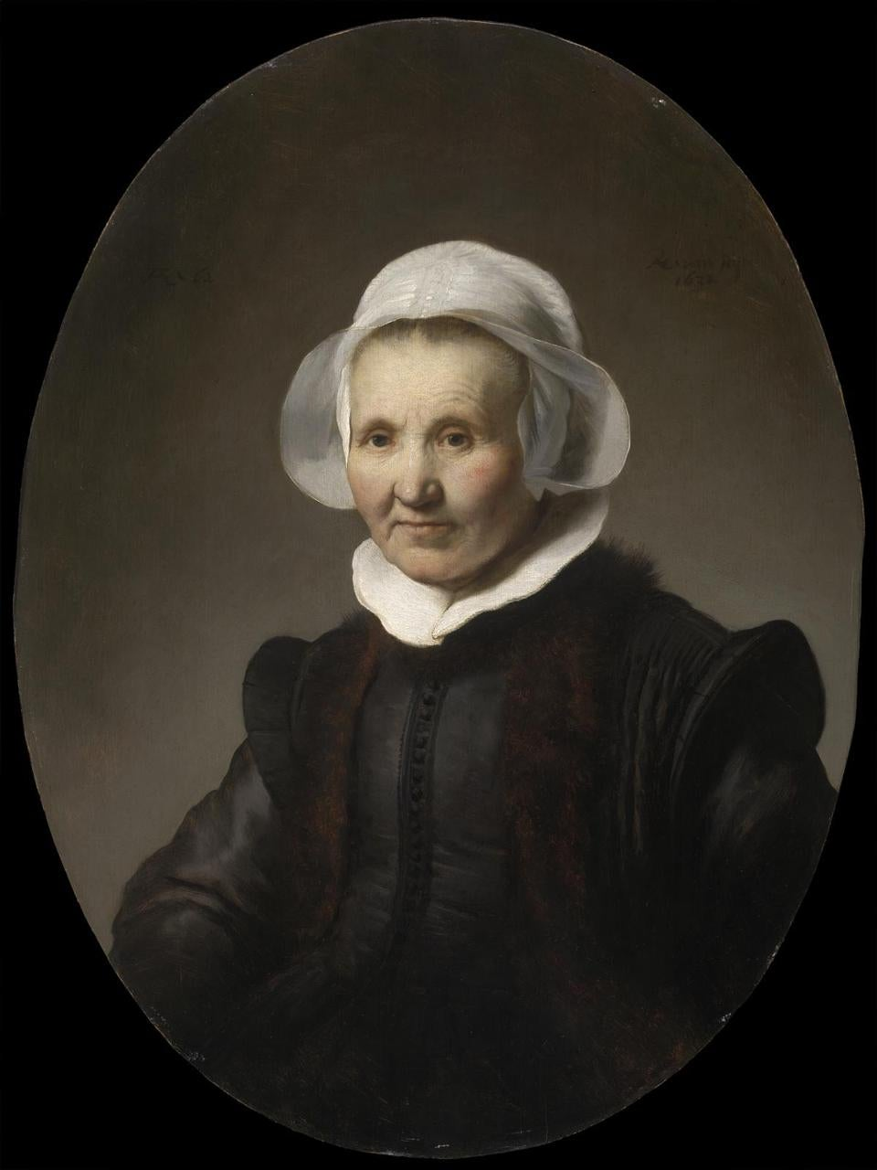 Portrait of Aeltje Uylenburgh Rembrandt Harmensz. van Rijn (Dutch, 1606Ð1669) 1632 Oil on panel * Rose-Marie and Eijk van Otterloo Collection * Reproduced with permission. * Courtesy Museum of Fine Arts, Boston 12dutchgift