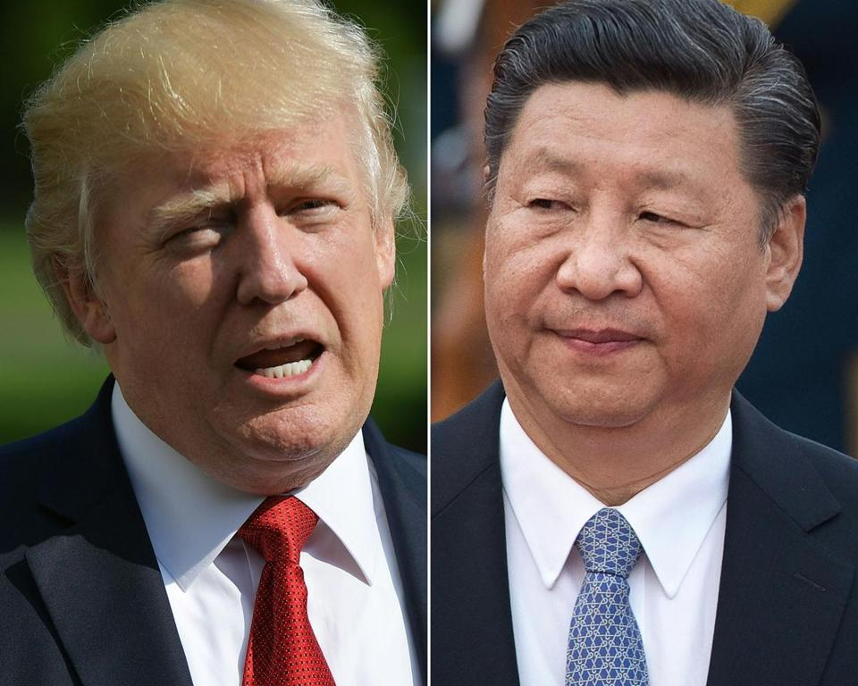 President Trump s and Chinese President Xi Jinping.
