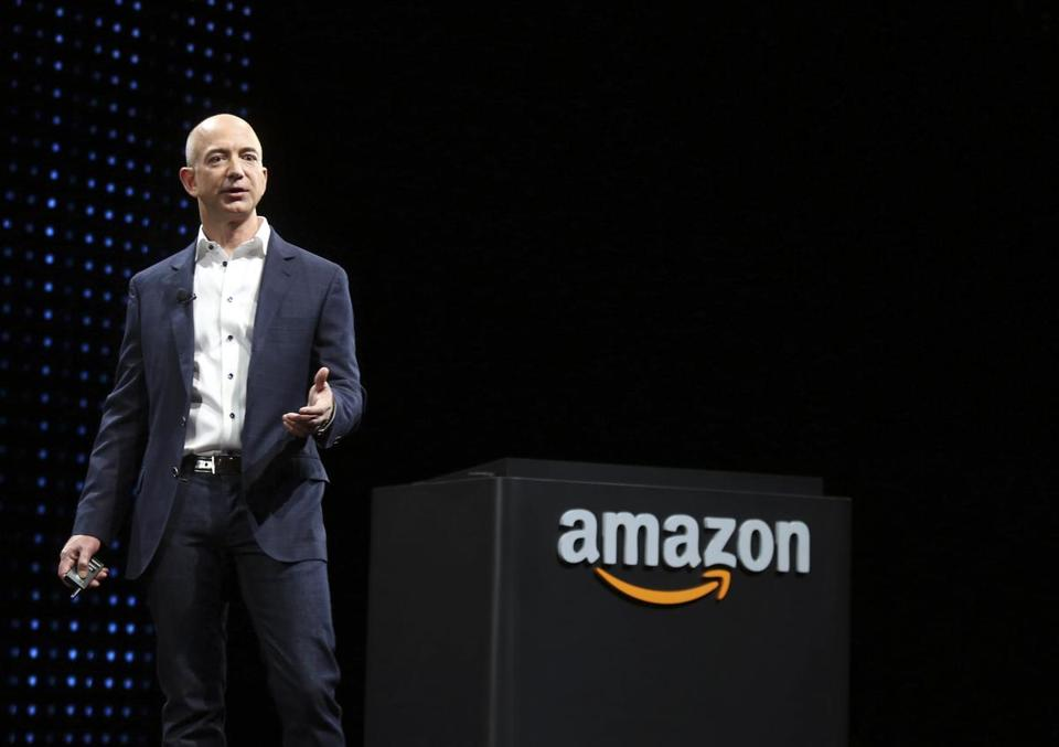 The Boston being sold to Amazon and Jeff Bezos is distinct from the other Boston that's still in search of its champion.