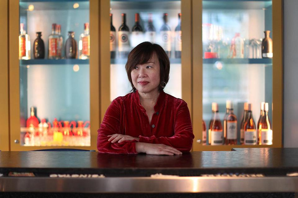 FOR FUTURE STORY---DO NOT PUBLISH----- Cambridge, MA., 10/24/17, Sumiao restaurant owner Sumiao Chen Chen paid $200K for a liquor license that she didn't realize she might have been able to get for free. (Sumiao Chen paid $200,000 for a liquor license that other Cambridge restaurant owners got for free.)