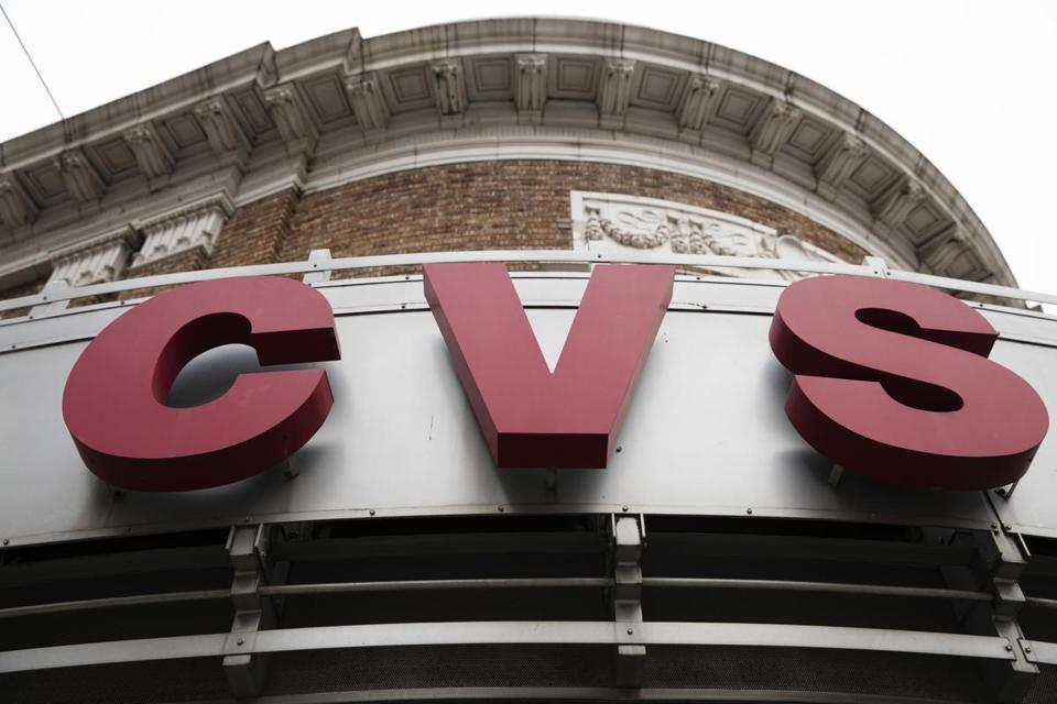CVS and Aetna both declined to comment on the report, saying they don't discuss rumors.