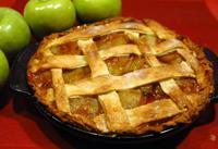 05socalendar - South Shore Locavores make apple pies for the Greater Plymouth Food Distribution Center. (Kingston Public Library)