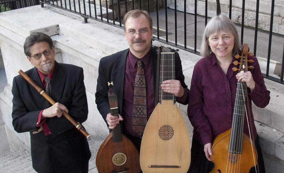 05socalendar - Ensemble Chaconne performs music from the 18th Century at Art Complex Museum in Duxbury. (Art Complex Museum)