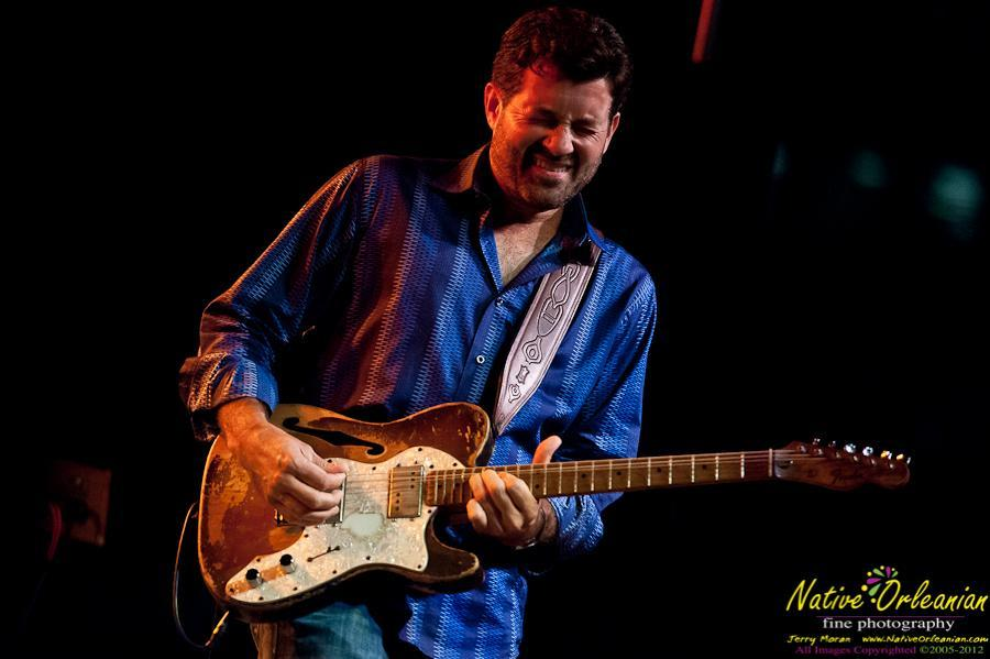 05socalendar - Cajun blues performer Tab Benoit performs in Plymouth. (The Spire Center)