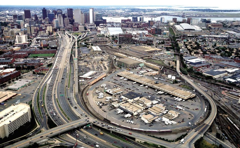 Widett Circle offers proximity to downtown Boston and flexible zoning.