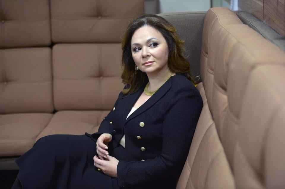 Russian lawyer Natalia Veselnitskaya said she met with Donald Trump Jr., Jared Kushner, and Paul Manafort in 2016.