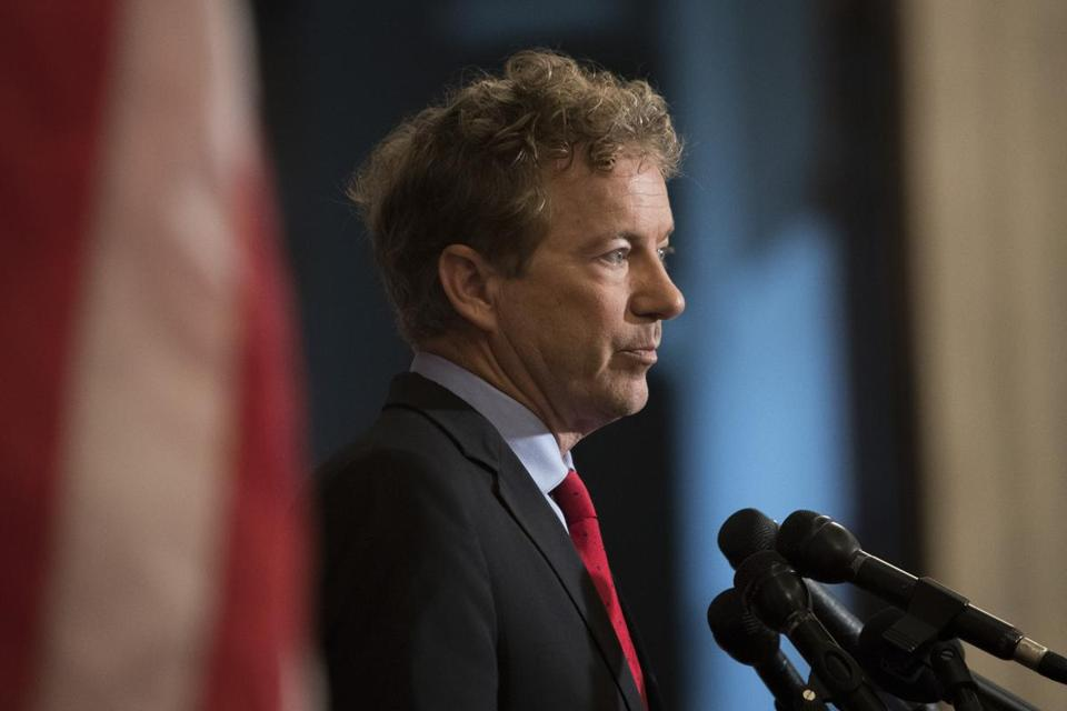 Rand Paul's Attacker Pleads Guilty To Felony