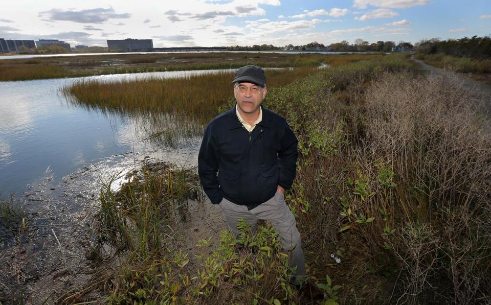 Michael McHugh has spent the past 27 years protecting wetlands for the state Department of Environmental Protection. But unlike a typical state employee, McHugh is one of thousands of long-term state contractors who have never received health insurance benefits, vacation days, or a pension.