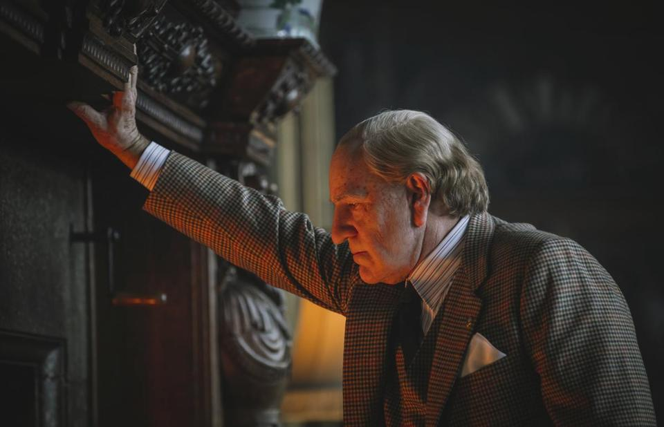 "In this image released by Sony, Kevin Spacey portrays J. Paul Getty in TriStar Pictures' ""All the Money in the World."" Spacey is getting cut out of Ridley Scott's finished film ""All the Money in the World"" and replaced by Christopher Plummer just over one month before it's supposed to hit theaters. People close to the production who were not authorized to speak publicly say Plummer is commencing reshoots immediately in the role of J. Paul Getty. (Aidan Monaghan/Sony - TriStar Pictures via AP)"