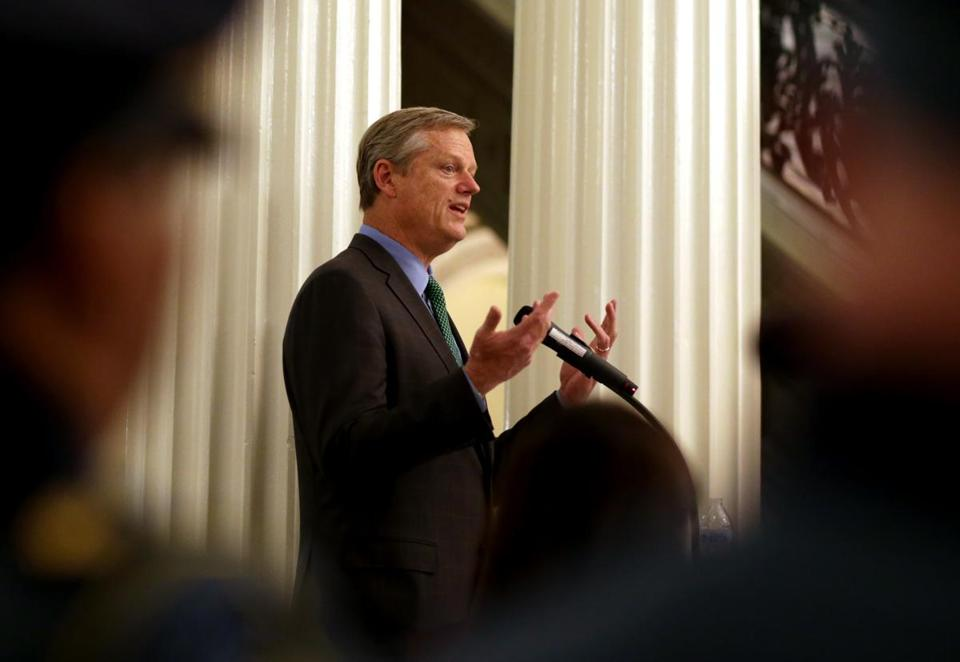 Governor Charlie Baker is not expected to officially announce his reelection bid until early 2018.
