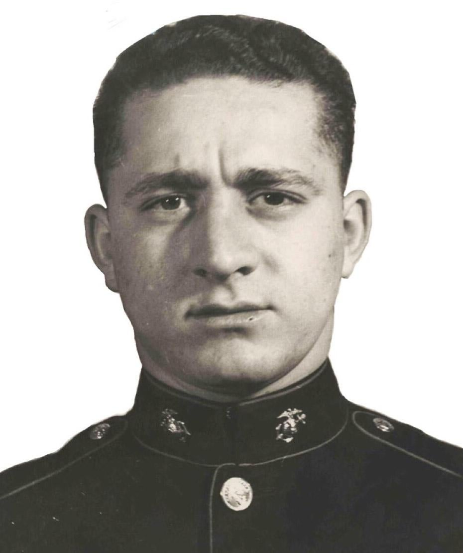 Marine Corps Cpl. Anthony G. Guerriero.