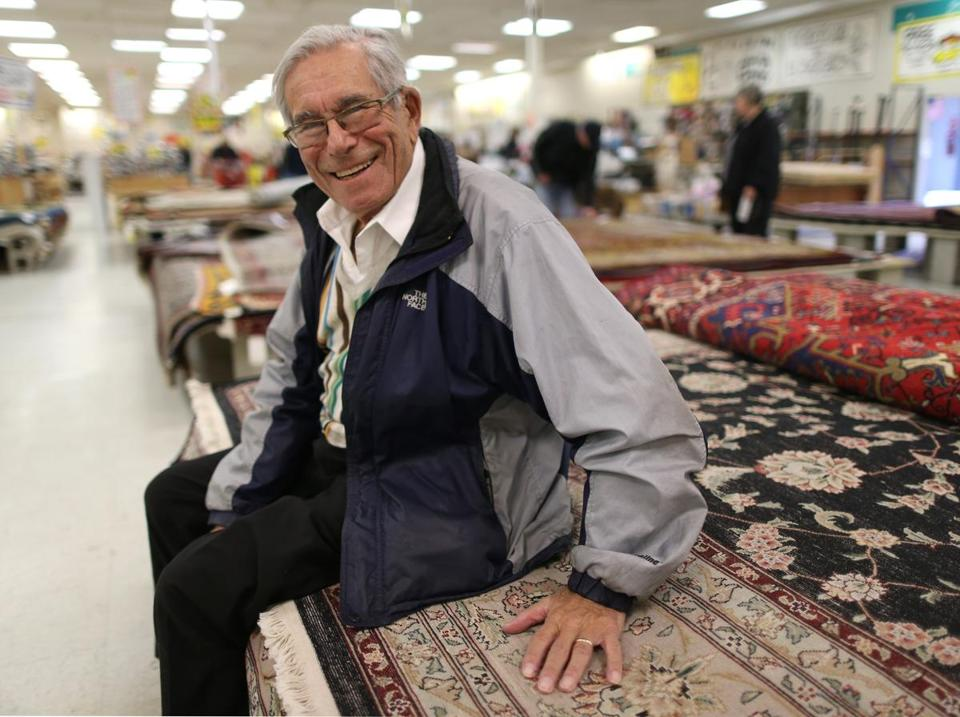 Jerry Ellis, the master of merchandise mayhem, died at home Saturday of vascular ailments.